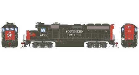 Athearn Genesis #ATHG15445 HO GP40-2 Southern Pacific