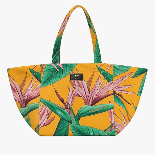 Wouf Tote | Bird of Paradise