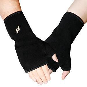 Back on Track Fleece Fingerless Glove