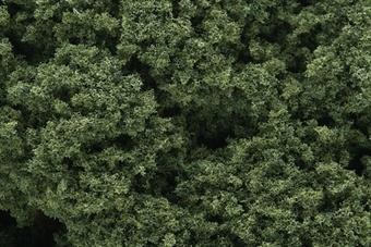Woodland Scenics #FC58 Foliage Clusters Medium Green