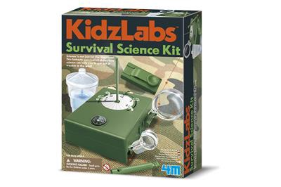 SURVIVIAL SCIENCE KIT