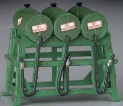 Imex #6328 N Small Fuel Tanks