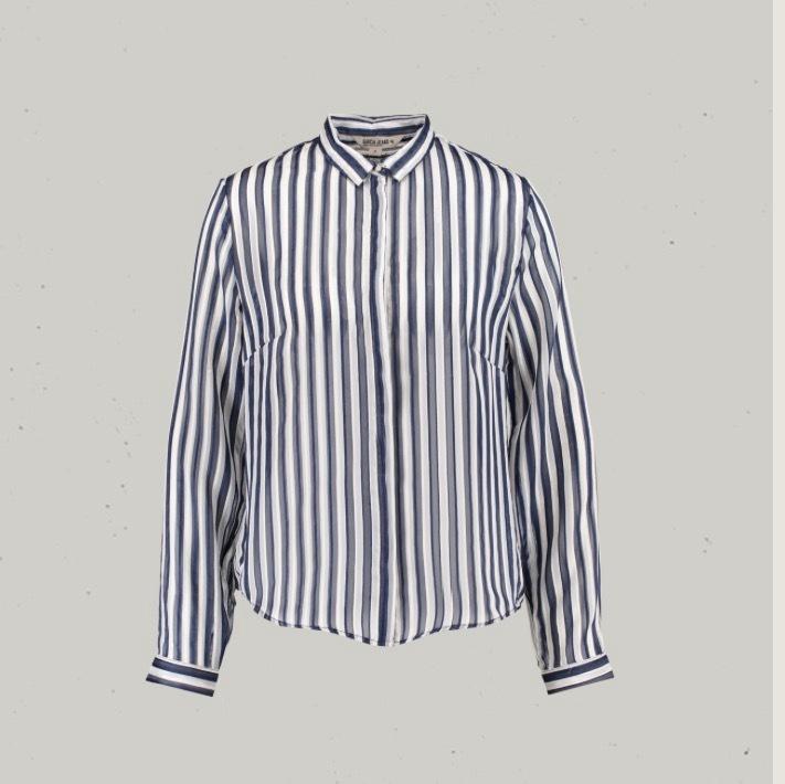 Garcia Stripe Shirt 80028