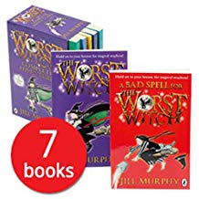 WORST WITCH COLLECTION 7 BOOKS