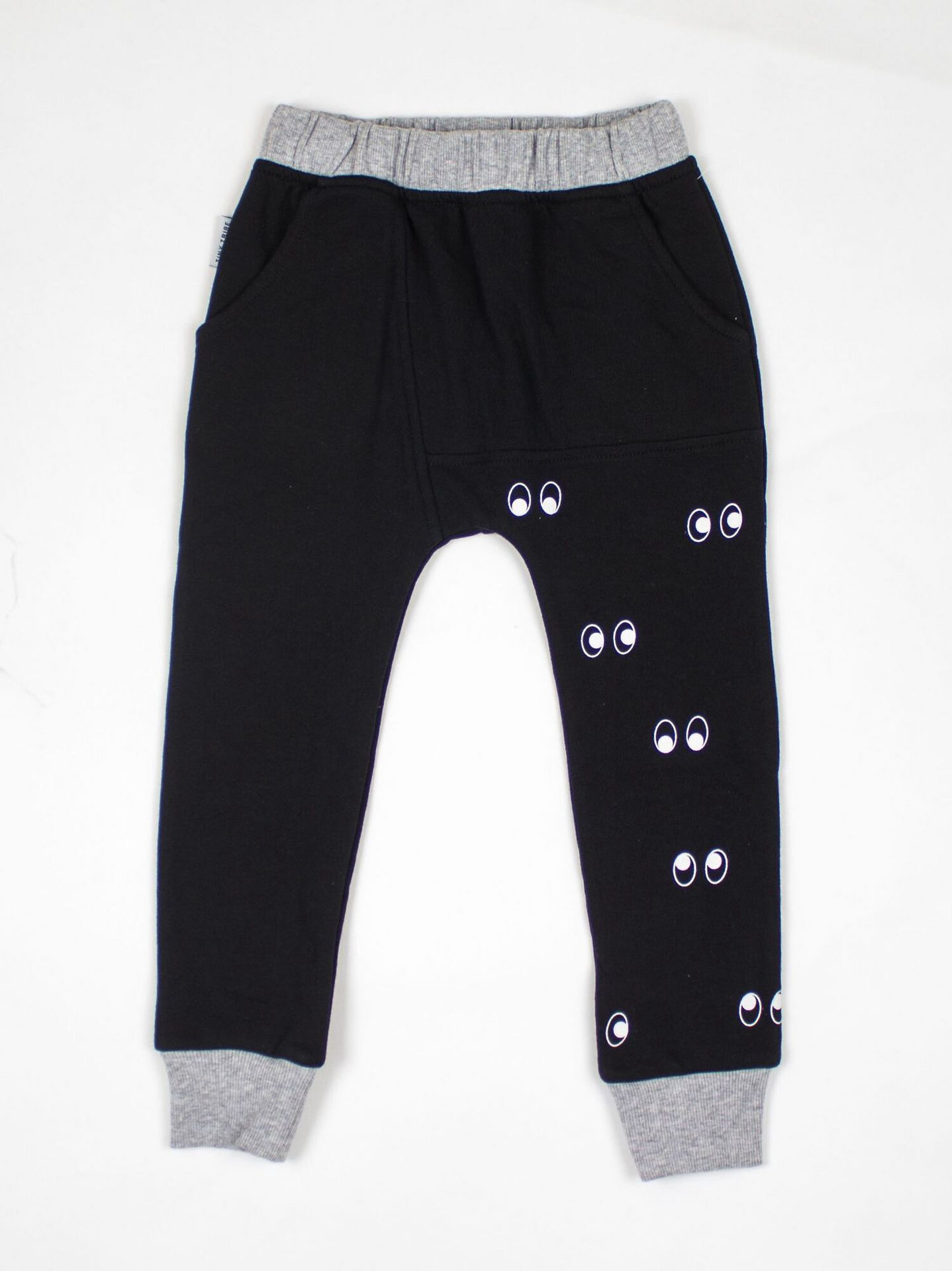 Tiny Tribe Ghost Eyes Sweat Pant