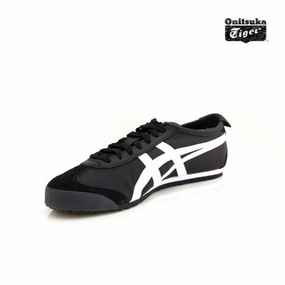 new style a9067 dd904 Onitsuka Tiger Mexico 66 Black White M 9001