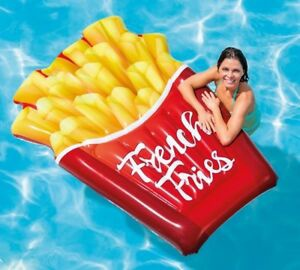 FRENCH FRIES FLOAT RIDE-ON