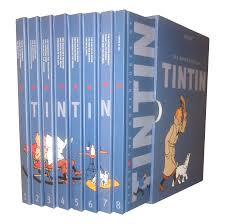 ADVENTURES OF TINTIN SLIPCASE