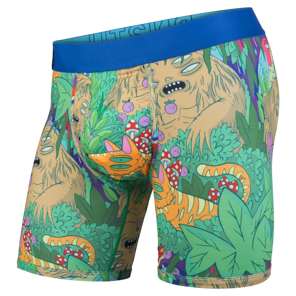 BN3TH - ENTOURAGE BOXER BRIEF IN LURKING IN THE JUNGLE