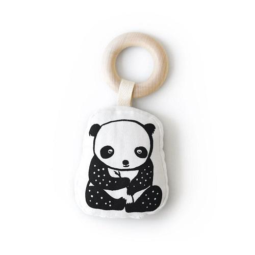 Organic Teether | Panda