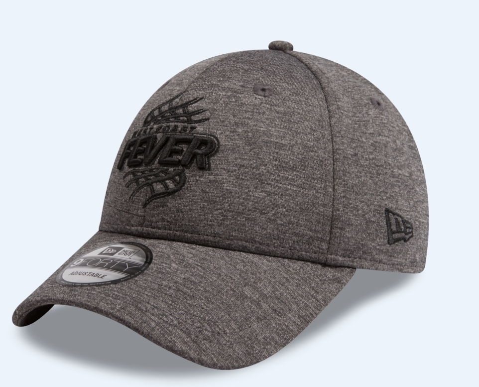 West Coast Fever New Era Hat - Graphite