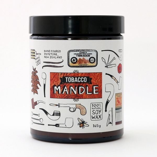 TOBACCO MANDLE SMALL