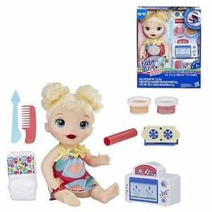 BABY ALIVE SUPER SNACKS SNACKIN TREATS BABY