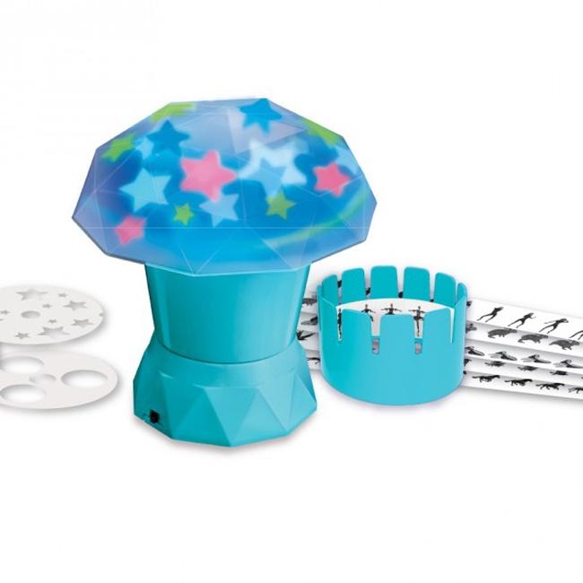STEAM POWERED GIRLS OPTICAL MOOD LAMP