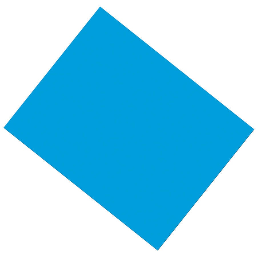 PA 5386-1 COATED POSTER BOARD BLUE
