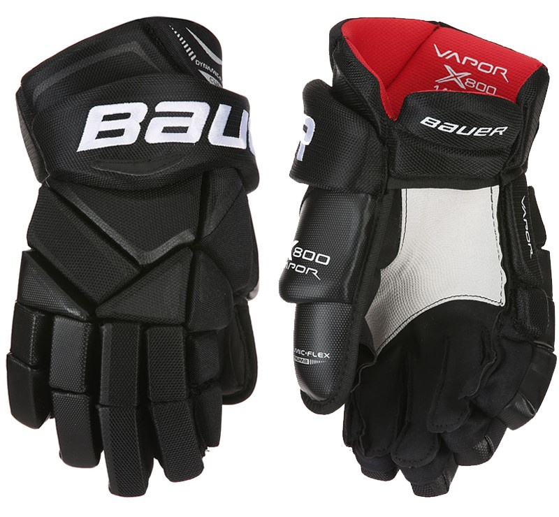 Bauer Vapor X800 Glove-Junior