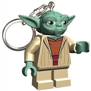 LEGO STAR WARS LUGGAGE TAG YODA