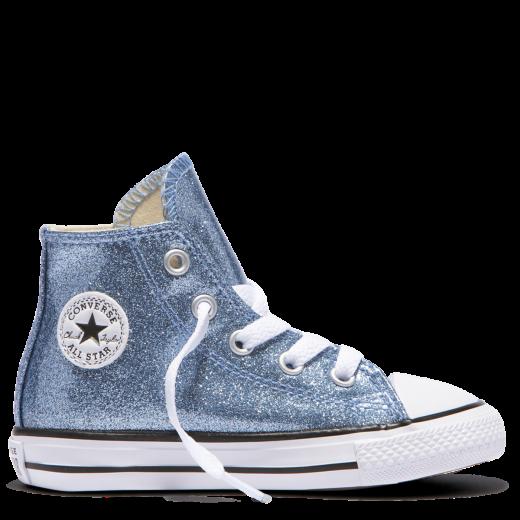 Converse Inf CT Autumn Glitter Hi Blue