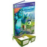 LEAP FROG TAG MONSTERS UNIVERSITY READER