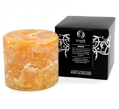 Melt Medium Dance Candle
