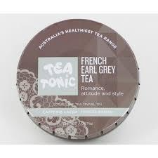 FRENCH EARL GREY TRAVEL TIN