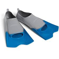 DUO-TECH SHORT BLADE FINS BLUE 35-36