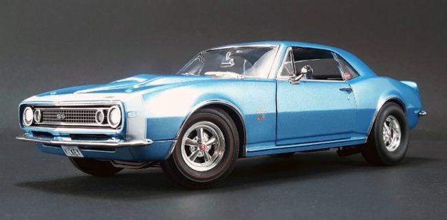 ACME #1805706 1/18 1967 Nickey Camaro 427 SS
