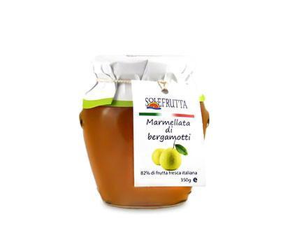 Solefrutta Bergamot Orange Marmalade 350G