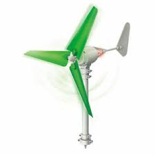 GREEN SCIENCE BUILD YOUR OWN WIND TURBINE