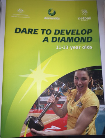 Dare to Develop a Diamond 11-13 Year Old Coaching Manual