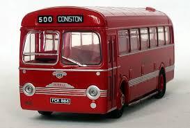 Oxford #76SB001 1/76 Leyland Tiger Cub Saro Bus