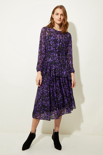 Great Plains Floral Dress J1KCF