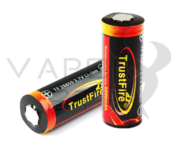 Trustfire 26650 Rechargeable Battery