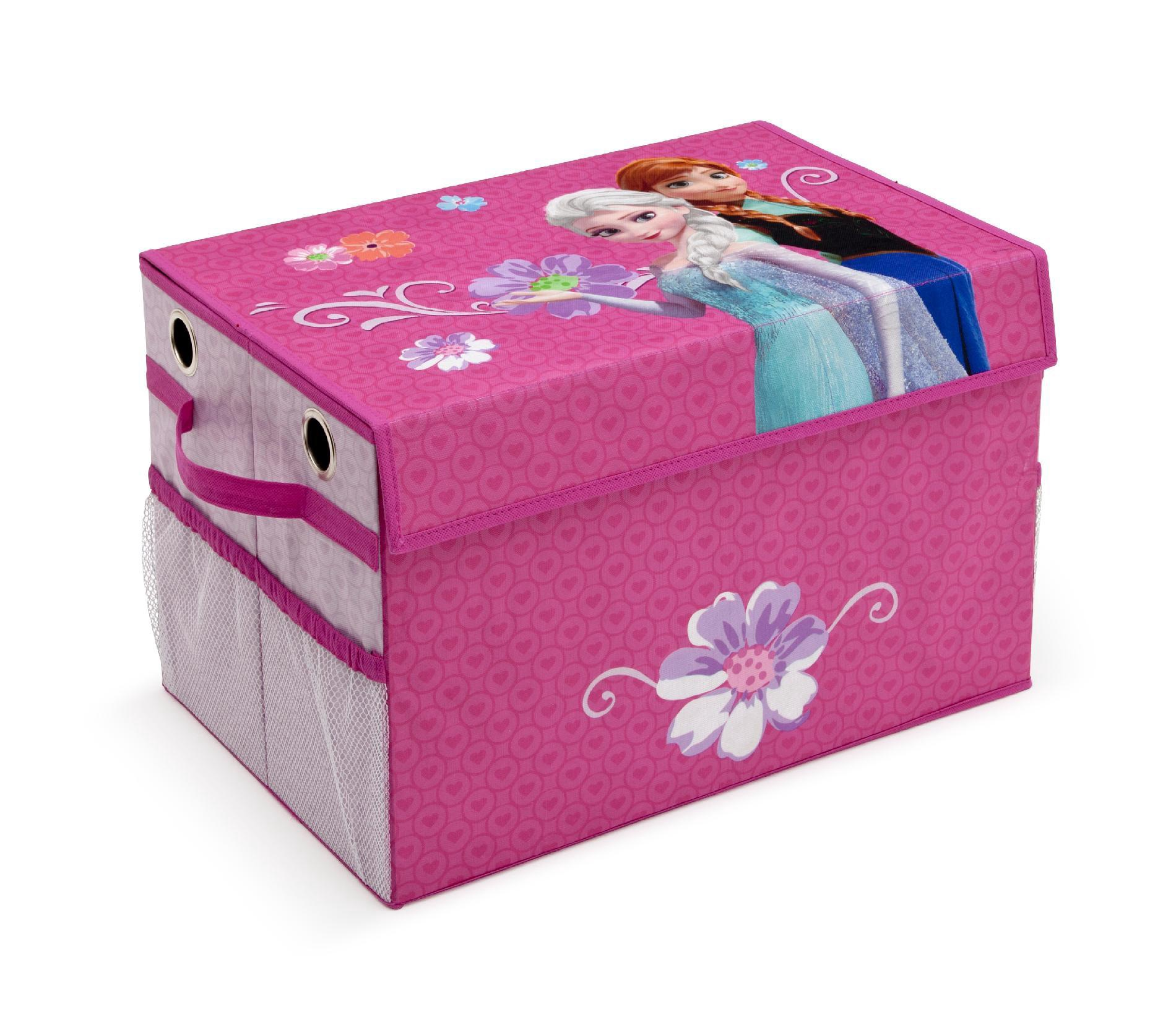 FROZEN FABRIC TOY BOX