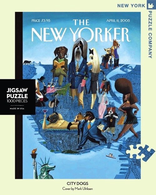 THE NEW YORKER CITY DOGS