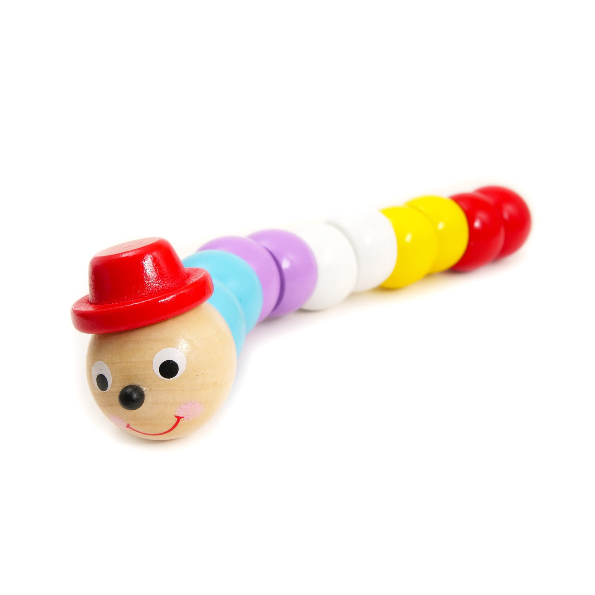 WOODEN WIGGLY WORM