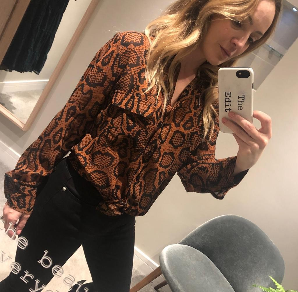 Grace & Mila Tegan Blouse