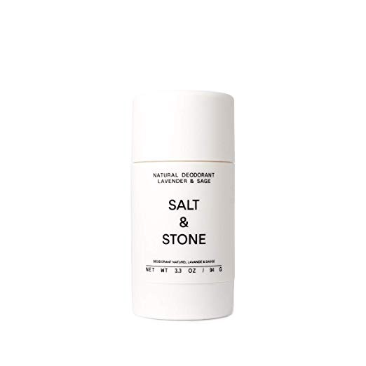 SALT AND STONE- DEODORANT IN LAVENDER AND SAGE