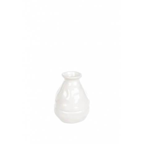 Textured Ceramic Sm vase 11.5cm