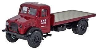 Oxford #76BD010 LMS Bedford OW Platform Lorry