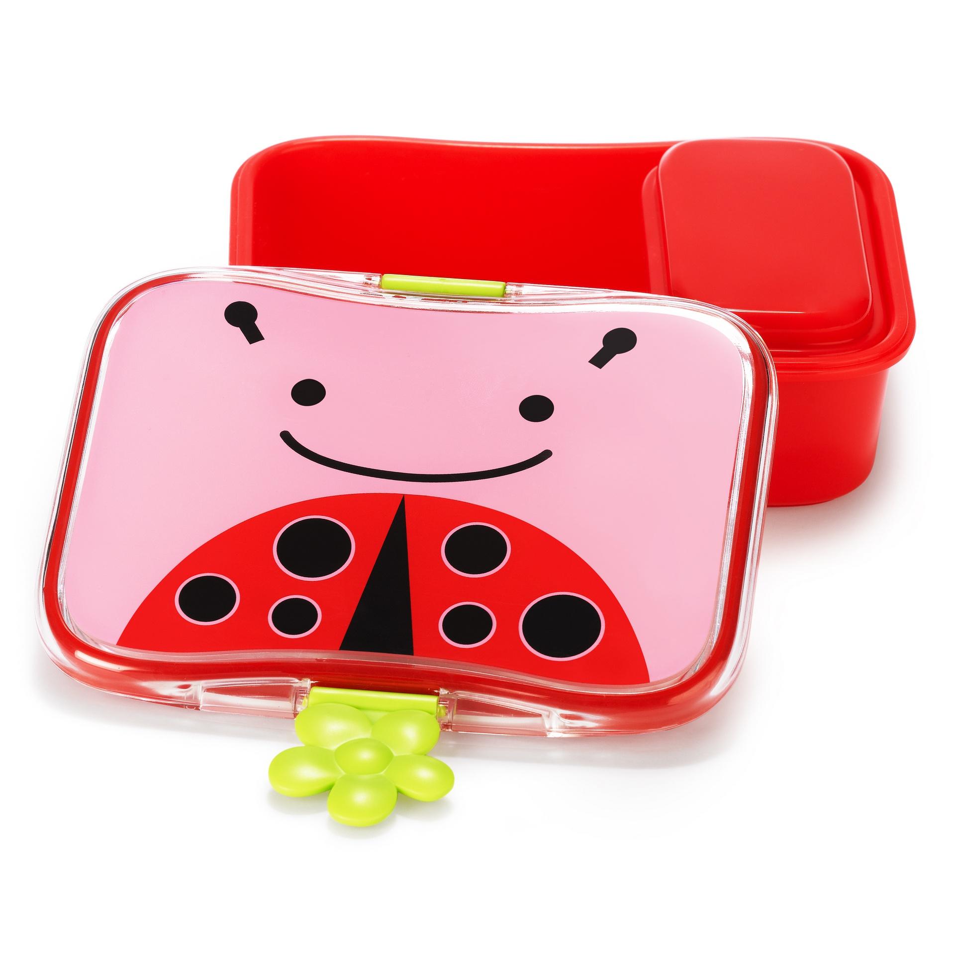 Skip Hop Zoo Lunch Kit, Ladybug