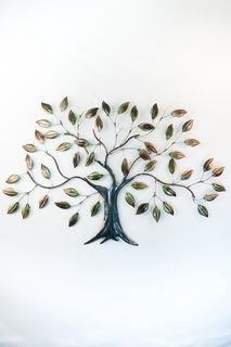 Big blue family tree