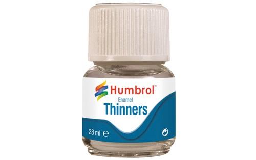 Humbrol #107000 Enamel Thinner 28ml .