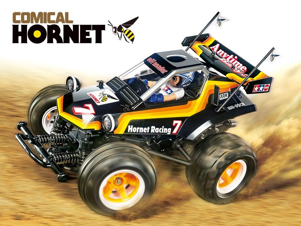 Tamiya #58666 1/10 Comical Hornet Kitset