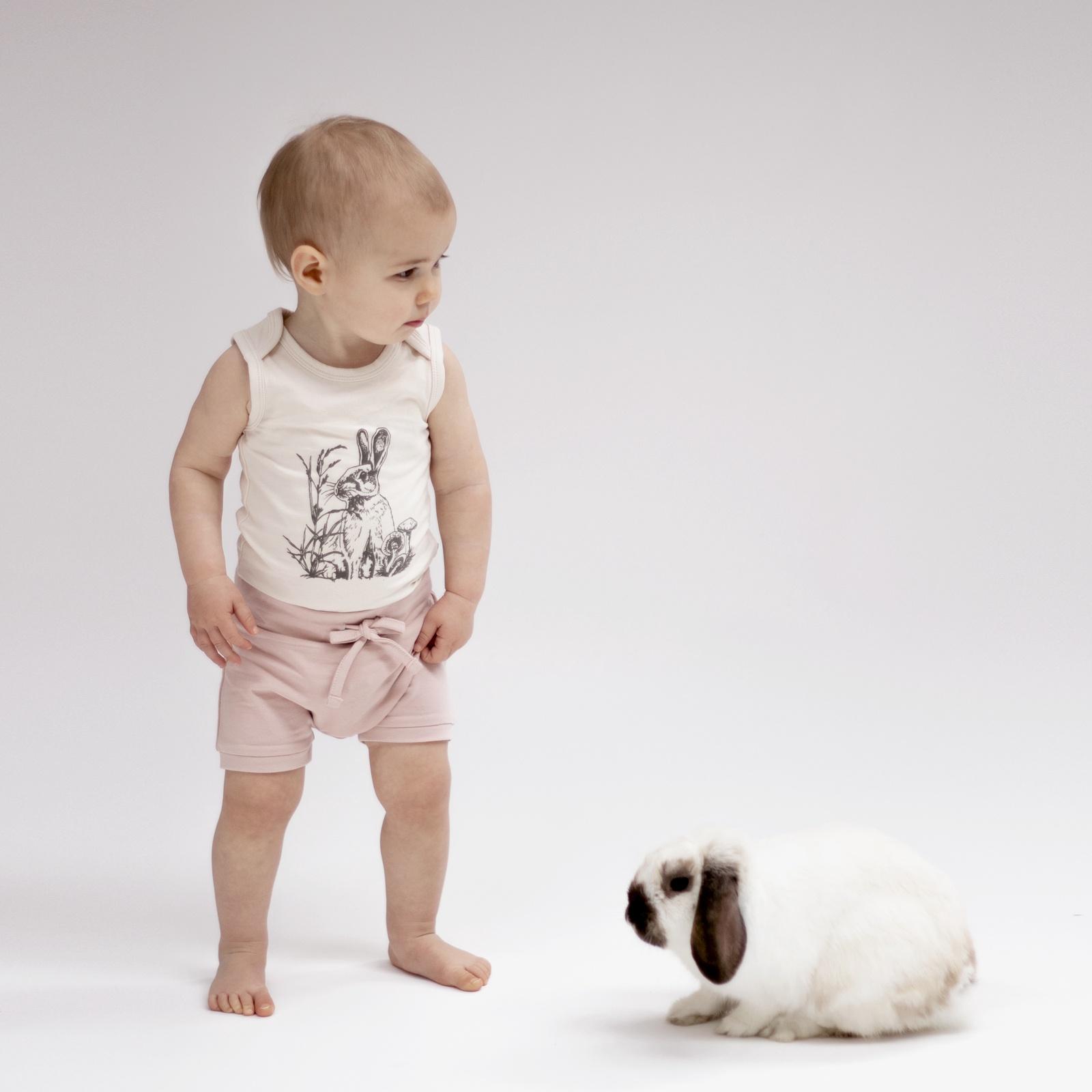 ESSENTIALS BABY SHORTS
