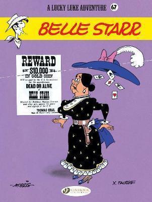Lucky Luke Adventure #67 Belle Starr