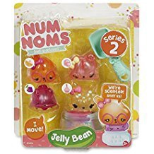NUM NOMS SERIES 2 JELLY BEAN 4PCS