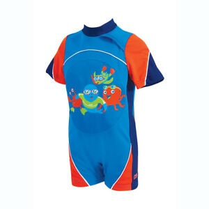 SWIMFREE FLOATSUIT NAVY 1-2 YRS