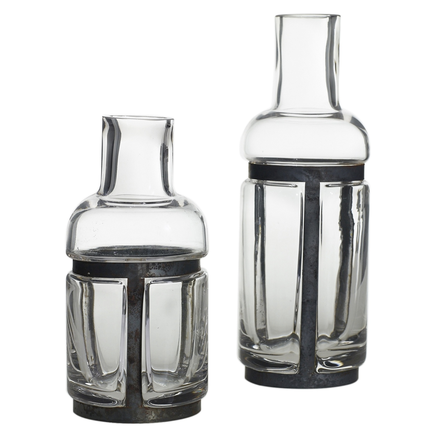 District Glass Vase Collection