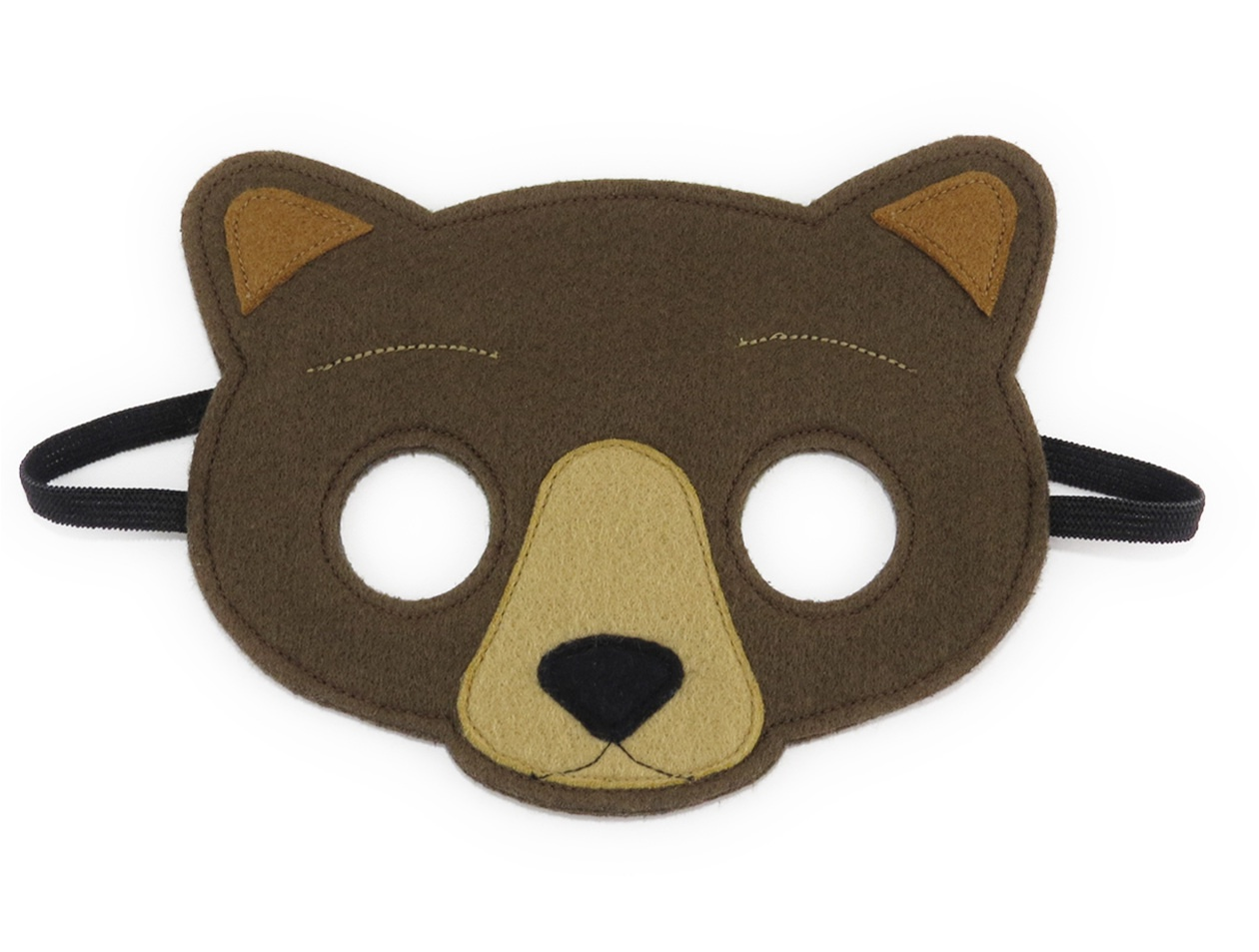 George the Bear Mask